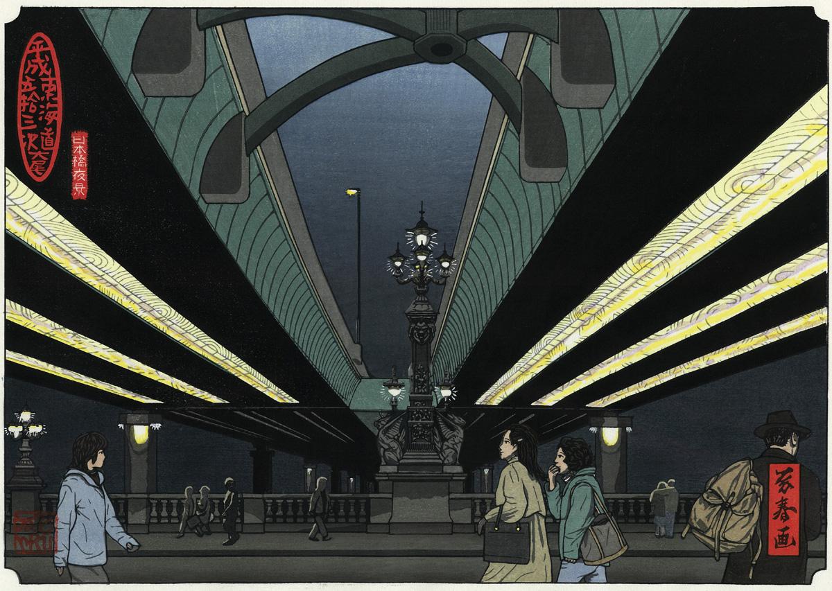 Nihonbashi Night View